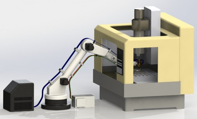 한국기계연구원이 주축이 된 '3D 프린팅' 융합연구단은 금속 소재를 이용한 3D 프린터와 관련 기술을 3년 내 완비해 상용화할 계획이다. - 국가과학기술연구회 제공